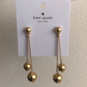 Kate Spade Earrings Brand new with tags and box